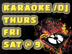 Karaoke and Live DJ Nights at Patriot Lanes Bar and Grill in St. Francis, MN